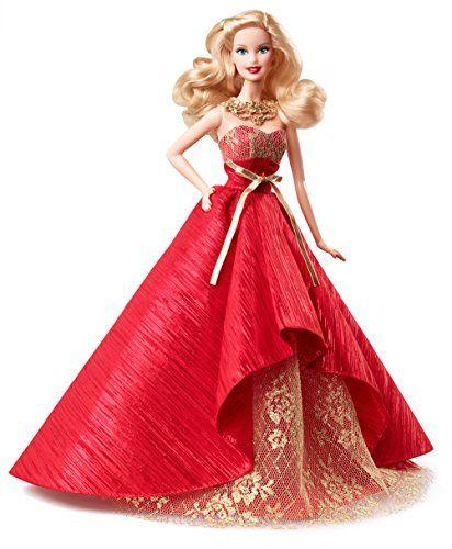 Barbie - Bdh13 - Poupée Mannequin - Joyeux Noel 2014 Barbie http://www.amazon.fr/dp/B00JDMY58Y/ref=cm_sw_r_pi_dp_jLxDub1AEKFBP