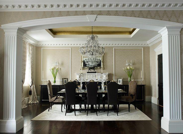 Best 25 modern georgian ideas on pinterest georgian for Georgian architecture interior design