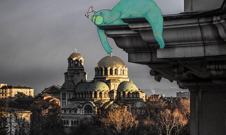 Sofia Monsters on Behance