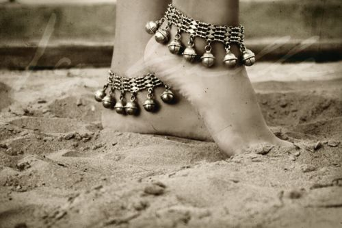 Odissi/Classical Indian Bell Anklets