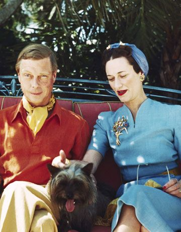 The Duke and Duchess of Windsor - effortless style. Alas, I shall never be that rich or thin.