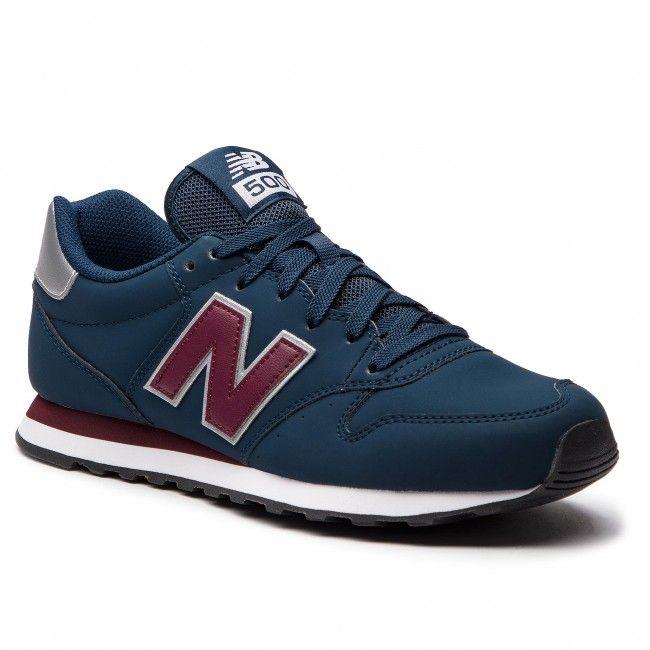 e44e1c4fa50 Sneakers NEW BALANCE - GM500NAB Azul marino