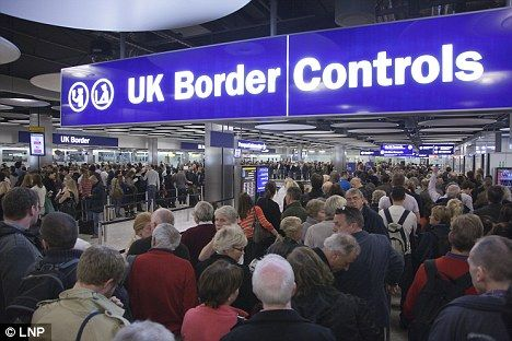 Children are being detained in 'degrading and disgraceful' conditions for long periods of time at Heathrow Airport by the UK Border Agency    Read more: http://www.dailymail.co.uk/news/article-2143995/Children-held-Heathrow-immigration-purposes-kept-degrading-disgraceful-conditions.html#ixzz1uuRWJOrH
