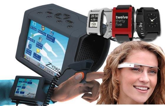 Da Project Glass a Pebble, i nuovi gadget da indossare fanno tendenza #hpio