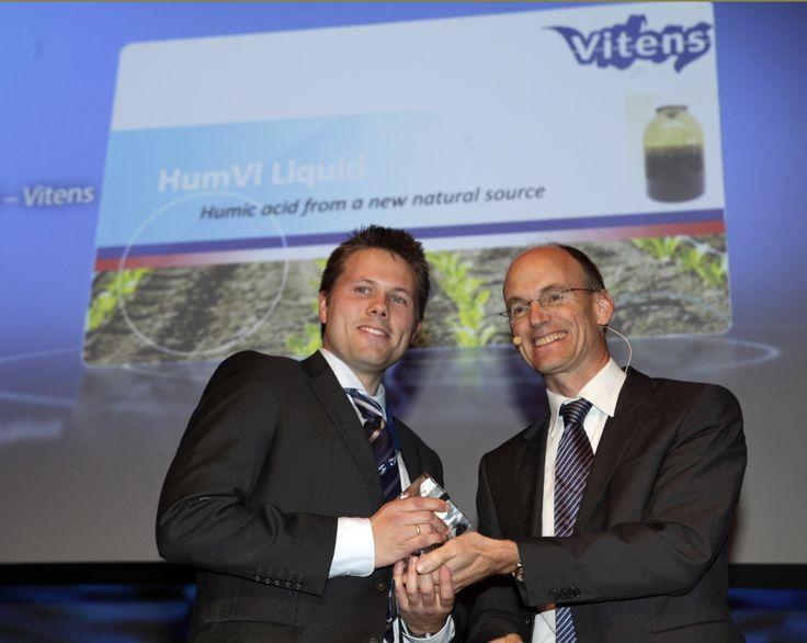 Overall Aquatech Innovation Award winner of 2013: Vitens