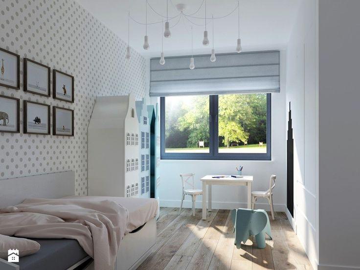 Sypialnia Hani - zdjęcie od Cloud Concept Studio - Pokój dziecka - Styl Nowoczesny - Cloud Concept Studio