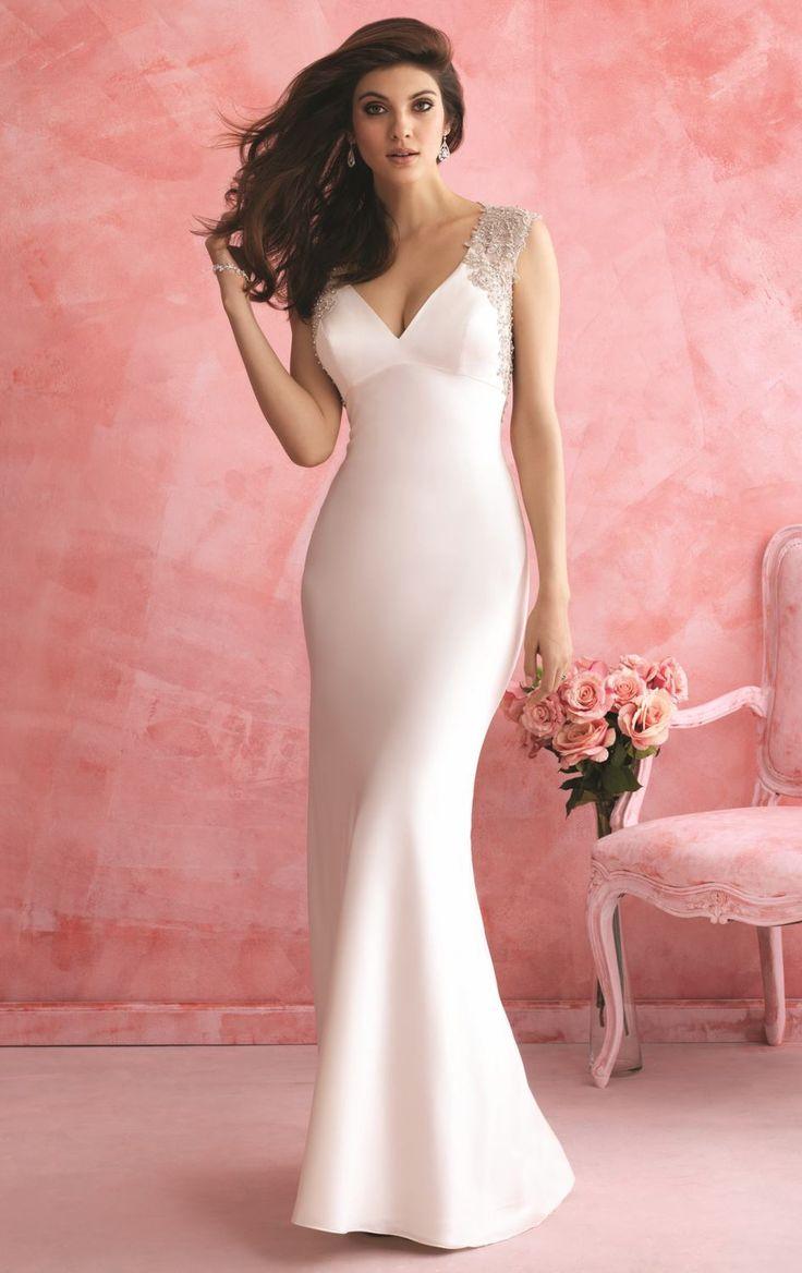 57 best Wedding Dresses images on Pinterest | Wedding frocks, Bridal ...