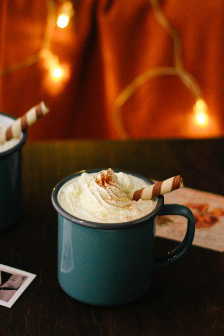 Cinnamon White Hot Chocolate Easy Holiday Recipes Winter Drink Recipes Holiday Recipes