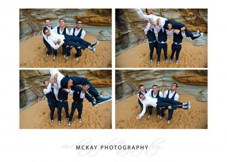 Groom toss  #groomtoss #wedding #whalebeach