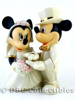 Disney cake topper