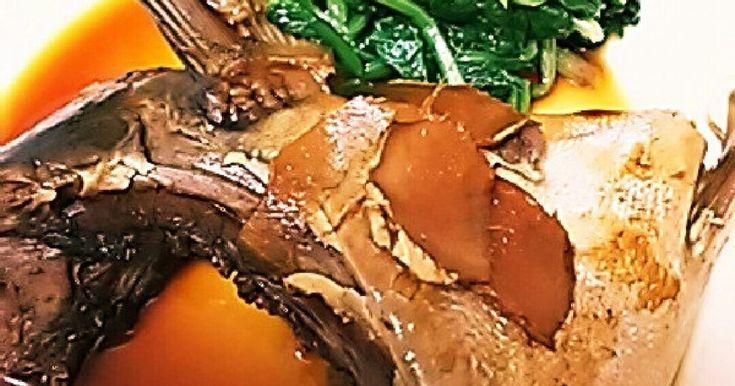 濃い目の味で☆ぶりかまの煮付け by ユーロン [クックパッド] 簡単おいしいみんなのレシピが254万品
