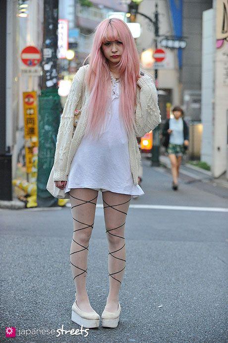 asian woman street