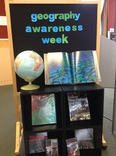 Geography Awareness Week November 17-23, 2013