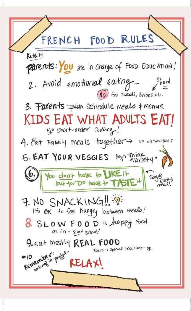 we follow most of these and now with our 4 year old he eats almost everything! it really pays to be consistent, starting with babies first food!! don't take the easy route and give them mac 'n cheese all the time!!!!!!!!