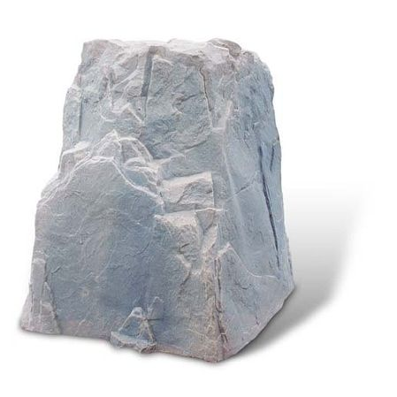 DekoRRa Artificial Rock Cover for Well & Pool Equipment (fieldstone) (Polyresin), Outdoor Décor