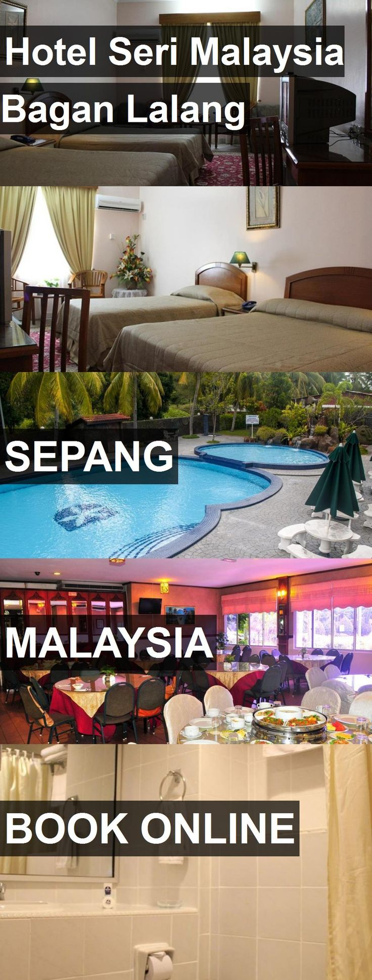 Hotel Seri Malaysia Bagan Lalang in Sepang, Malaysia. For more information, photos, reviews and best prices please follow the link. #Malaysia #Sepang #travel #vacation #hotel