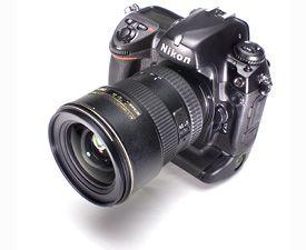 Nikon D2X Review