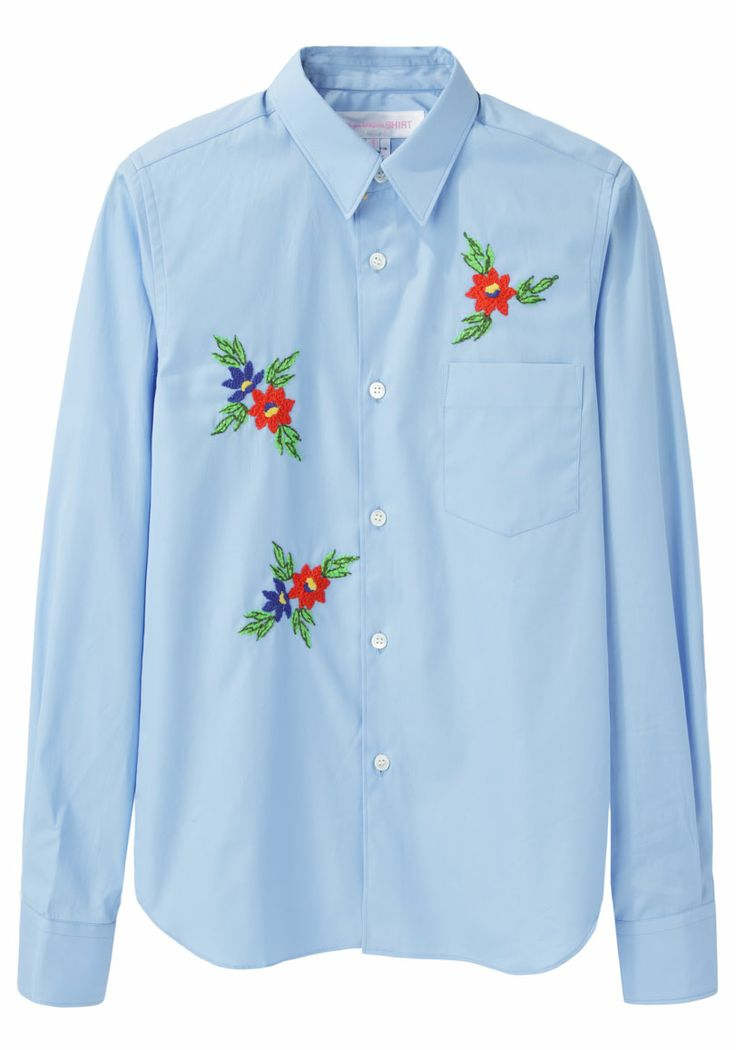 Ideas about embroidered shirts on pinterest