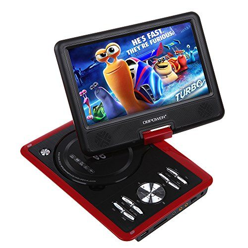 Best Kids Portable DVD Players -A must have for all the fun trips planned this summer
