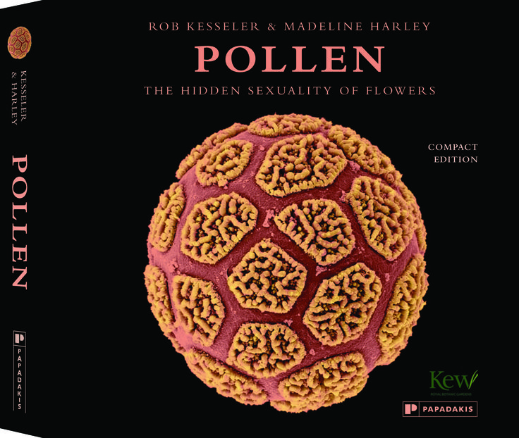Pollen – The Hidden Sexuality of Flowers by Rob Kesseler and Madeline Harley
