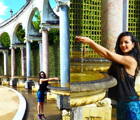 #paris #versailles #garden #petrapetrova