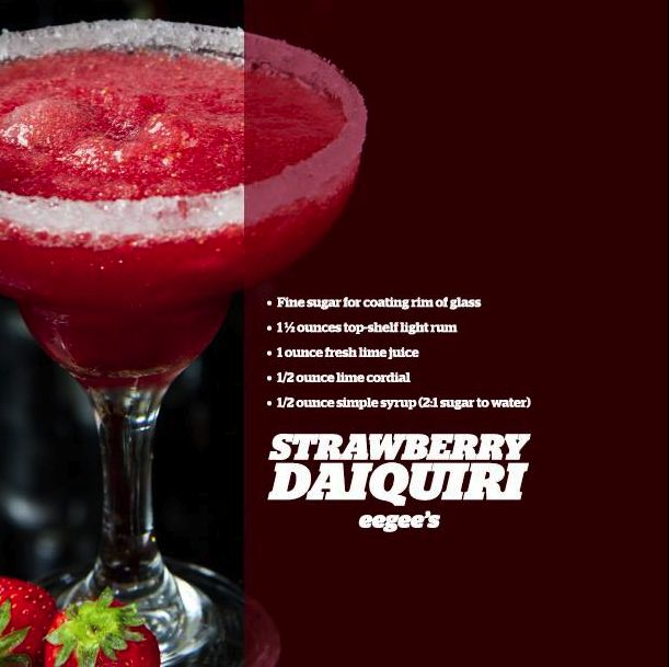 Can You Make A Strawberry Daiquiri With Moscato