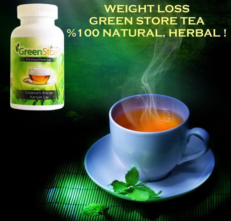 best morning tea for weight loss