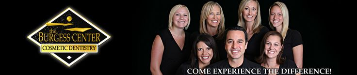 The Burgess Center for Cosmetic Dentistry offers individual dental care for individual smiles.