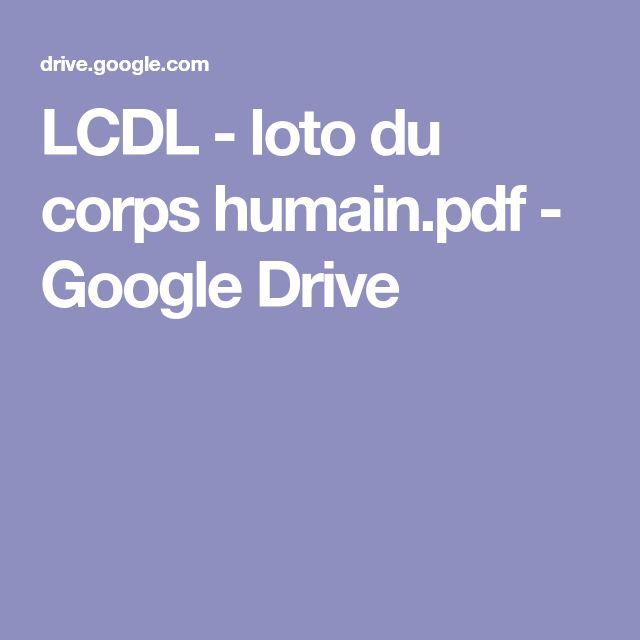LCDL - loto du corps humain.pdf - GoogleDrive