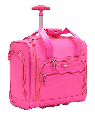 Look at this #zulilyfind! Pink Nelly Under-Seat Bag #zulilyfinds