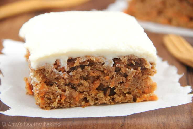 Classic Carrot Cake - 5 Weight Watchers pp