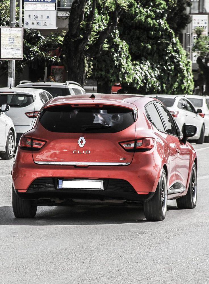 Renault Clio 4 / 1.5 dCi