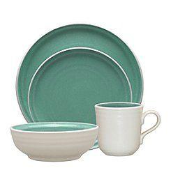 Noritake Colorwave Green Dinnerware Collection