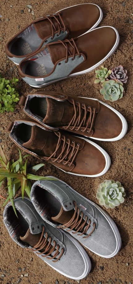Vans OTW Collection Spring 2012: Native American
