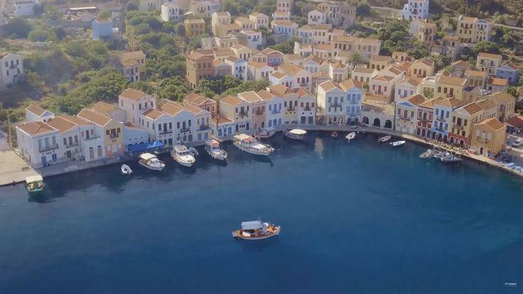 Όλη η Ελλάδα κοντά! - Νέα διαφήμιση Aegean - Olympic Air