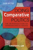 Doing Comparative Politics: An Introduction to Approaches and Issues, 3rd edition