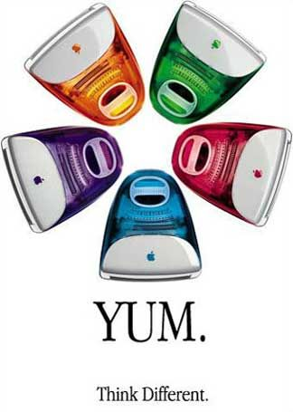 iMac: Old Schools, Apples Design, Imac G3, Apples Imac, Color, Stevejob, Apples Computers, Products, Steve Job