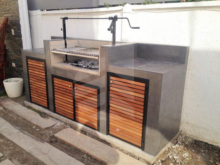 M s de 1000 ideas sobre asadores rusticos en pinterest for Hogares a gas rusticos