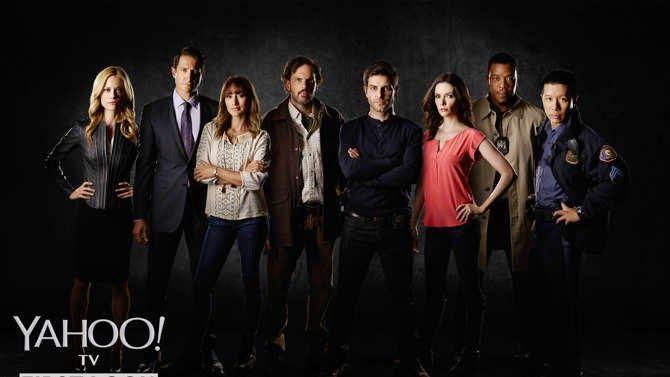 Grimm - Season 4 - Cast Promotional Photo   Spoilers
