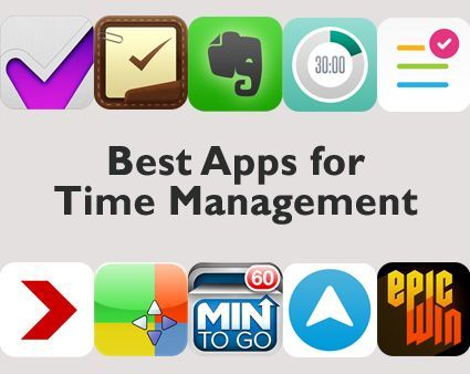 Manage Your Time with Productivity Apps #Technology #mobiletech #apps #urpowered