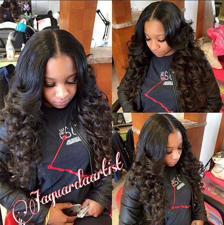 hair weave styles invisiblepart curls weave weave hairstyles 1049 | d030a3f74ec32a6513acaba88a4fec44 prom hairstyles weave hairstyles