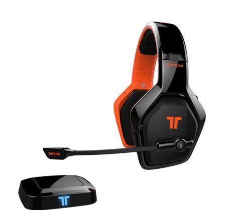 Tritton Katana HD 7.1 Wireless Gaming Headset hopes to ...