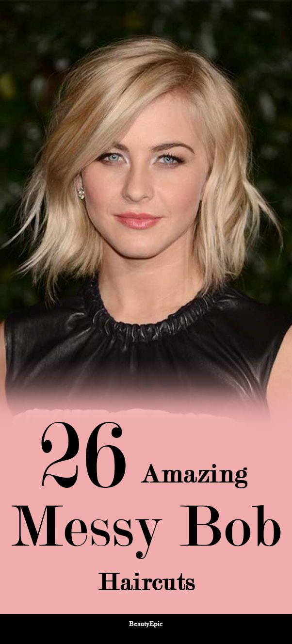 26 popular messy bob haircuts you may love to try! | hair