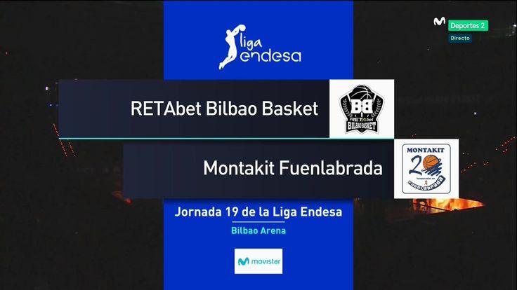 goals BASKETBALL: Liga Endesa - Bilbao Basket vs. Montakit Fuenlabrada - 04/02/2018 Full Match link http://www.fblgs.com/2018/02/goals-basketball-liga-endesa-bilbao.html