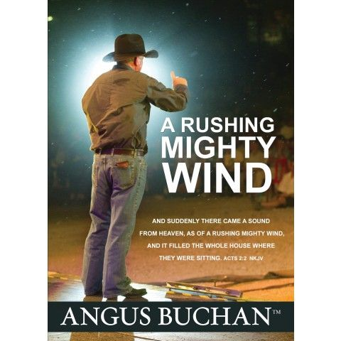A Rushing Mighty Wind will remind readers that the Lord is not just a historical figure, but that He is alive and at work, and that He is with us - always...Angus Buchan