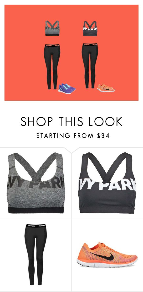 """""""sister4"""" by emy-belle on Polyvore featuring mode, Ivy Park, Topshop et NIKE"""