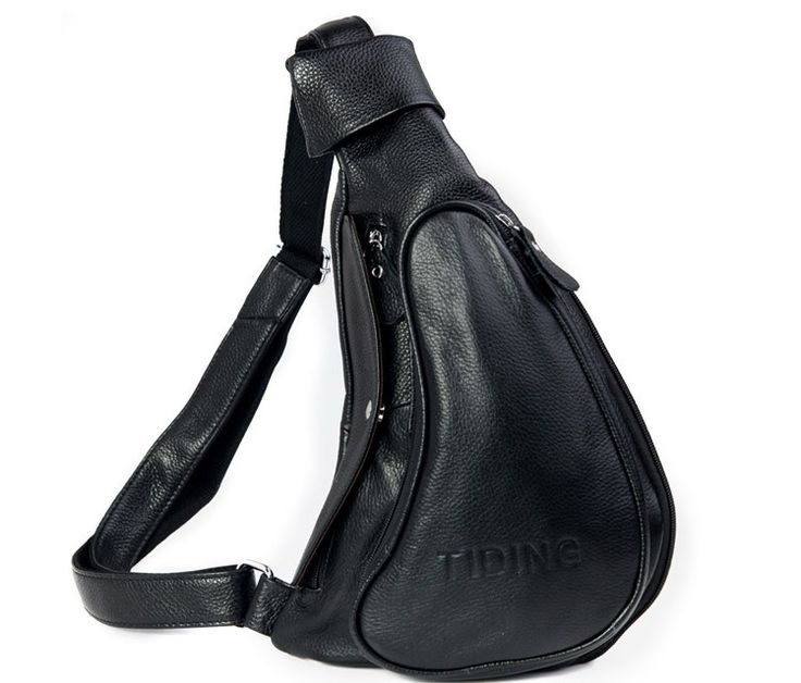 Black Leather Backpack for boys assets4.pinimg.com