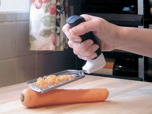 Easi-Grip® Kitchen Utensils: PTEG303 Grater