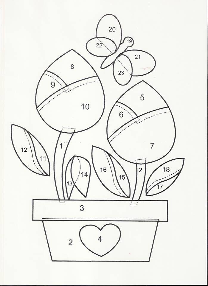 tulpenpot