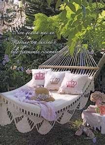 double hammock. So inviting...